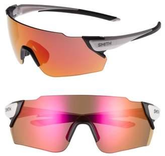 Smith Attack Max 125mm ChromaPop(TM) Polarized Shield Sunglasses