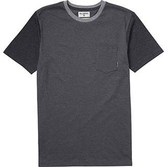 Billabong Men's Zenith Short Sleeve Top