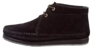 Tom Ford Ralph Wallaby Suede Boots