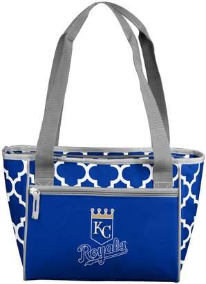 Logo Brand Kansas City Royals 16-Can Cooler Tote