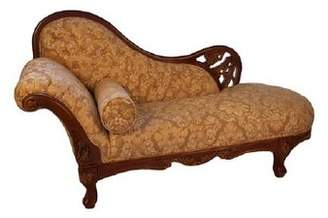 Joseph Louis Home Furnishings Leather Chaise Lounge Joseph Louis Home Furnishings