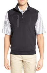 Bobby Jones XH2O Crawford Stretch Quarter Zip Golf Vest