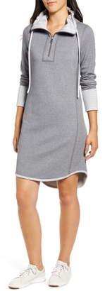 Tommy Bahama Flip Side Reversible Long Sleeve Dress