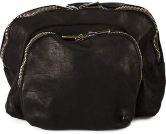 Guidi multi-functional clutch bag