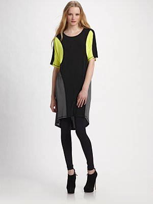 Colorblock Vaclay Dress