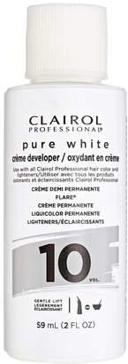 Clairol Pure White 10 Volume Creme Developer