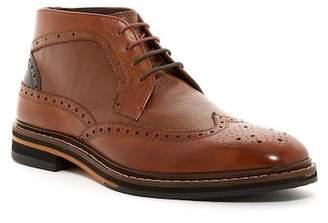 Ted Baker Cinika Brogued Leather Chukka