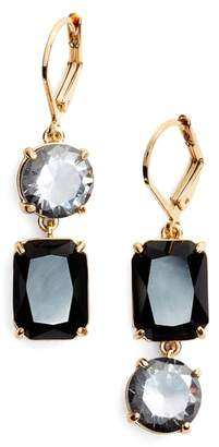 Kate Spade New York Shine On Mismatched Drop Earrings