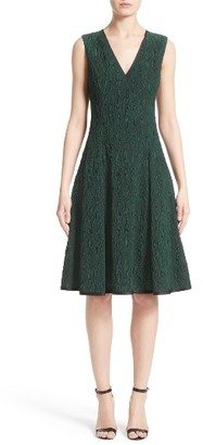 Women's Jason Wu Jacquard Cocktail Dress $1,895 thestylecure.com