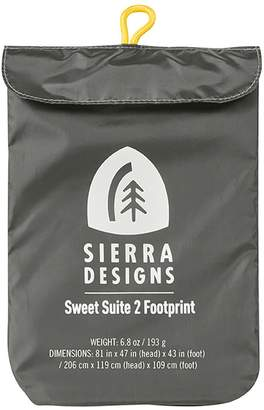 Sierra Designs Sweet Suite 2 Footprint
