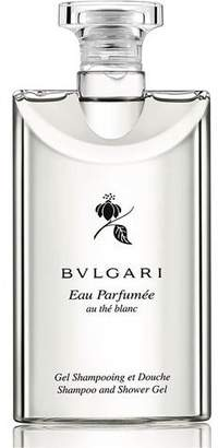 Bvlgari Eau Parfumée Au Thé Blanc Shampoo and Shower Gel, 6.8 oz.