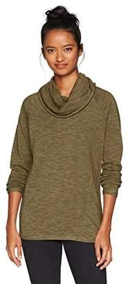 O'Neill Women's Moss Cowell Neck Pullover Sweatshirt