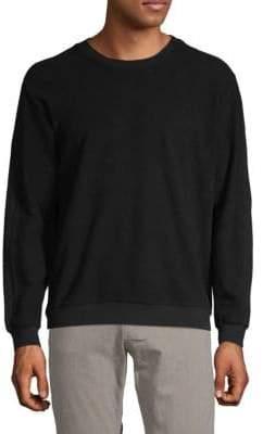 Lot 78 Reverse Stretch Cotton Sweatshirt