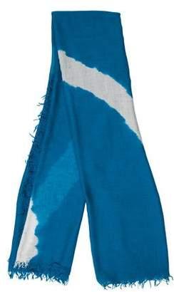 Bottega Veneta Tie-Dye Silk Scarf