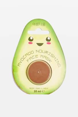 Topshop Exclusive Avocado Pod Mask