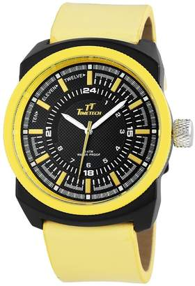 Shaghafi Men's Quartz Watch 1-1714C 227474000010 with Leather Strap