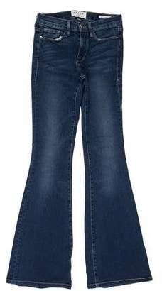 Frame Forever Karlie Mid-Rise Jeans