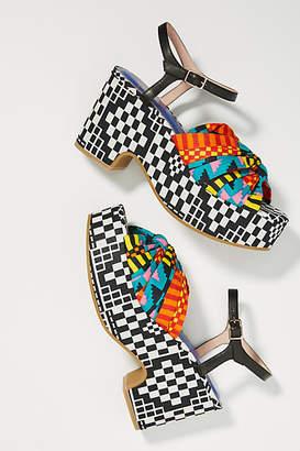Charlotte Stone Ariane Platform Sandals