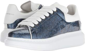 Alexander McQueen Oversized Sneaker Women's Lace up casual Shoes