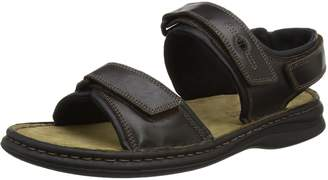 Josef Seibel Men's Rafe Leather Sandals