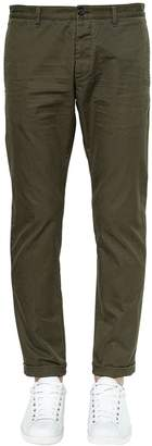 DSQUARED2 16cm Tidy Cotton Twill Pants