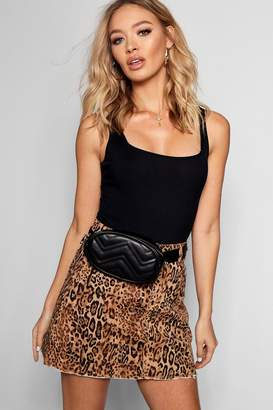 boohoo Multiway Cross Body Belt Bag