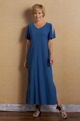 Soft Surroundings Marisite Maxi Dress