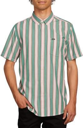 Volcom The Bold Stripe Woven Shirt