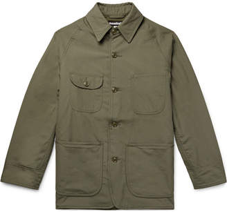Monitaly Cotton-Canvas Jacket