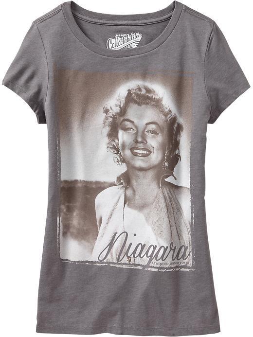 "Monroe Women's Marilyn Monroe™ ""Niagara"" Tees"