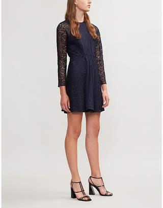 Maje Repine lace dress