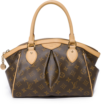 What Goes Around Comes Around Louis Vuitton Tivoli Satchel (Previously Owned) $1,450 thestylecure.com