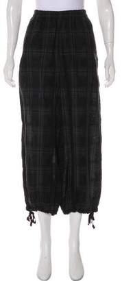 Oska High-Rise Wide-Leg Pants