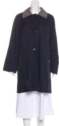 Max Mara Reversible Knee-Length Coat