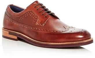 Ted Baker Men's Deelani Brogue Leather Oxfords