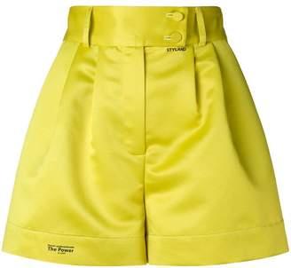 Styland wide-leg shorts