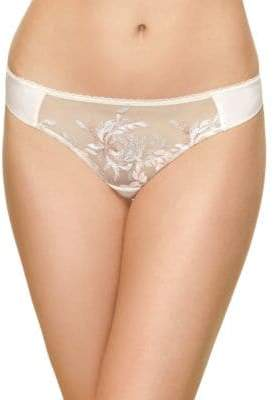 Wacoal Wild Seduction Embroidered Thong