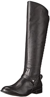 Anne Klein Women's Kahlan Leather Riding Boot