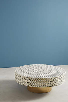 Anthropologie Targua Coffee Table