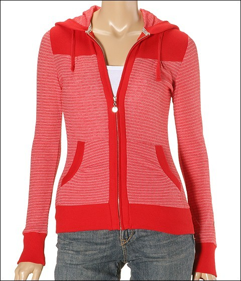O'Neill Jackson Thermal Hoodie (Cayenne)