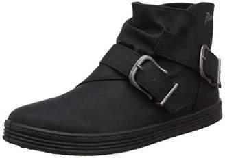 Blowfish Women's Frappe Ankle Boots, (Black Dallas Pu 033), 38 EU