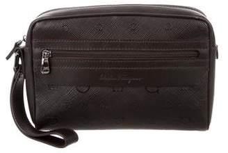 Salvatore Ferragamo Gancini Travel Bag