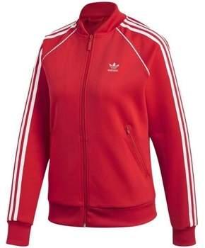Trainingsjacken Originals SST TT Damen Jacke Rot