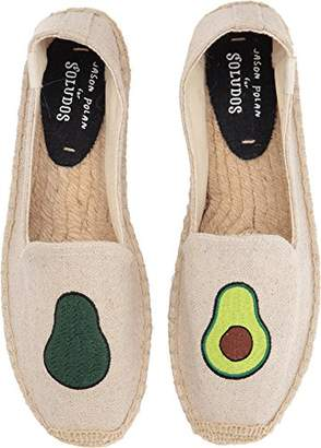 Soludos Women's Avocado Smkg Slipper Platform