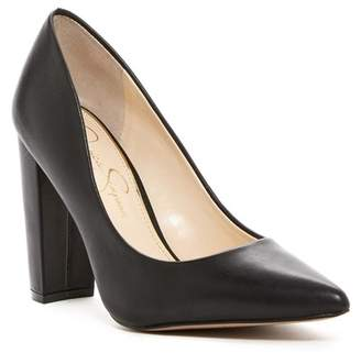 Jessica Simpson Tolli Pointed Toe Pump $98 thestylecure.com