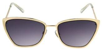A New Day Women's Sunglasses Bold Gold