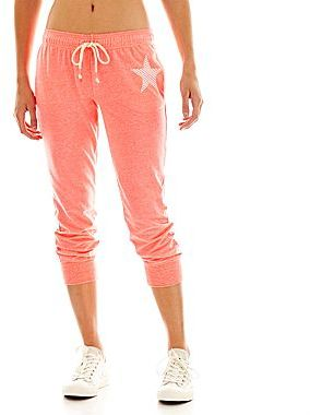 JCPenney City Streets® Cropped Sweatpants