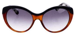 David Yurman Gradient Cat-Eye Sunglasses