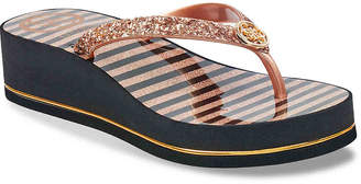 GUESS Enzy 2 Wedge Flip Flop - Women's