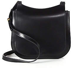 The Row Women's Leather Hunting Bag